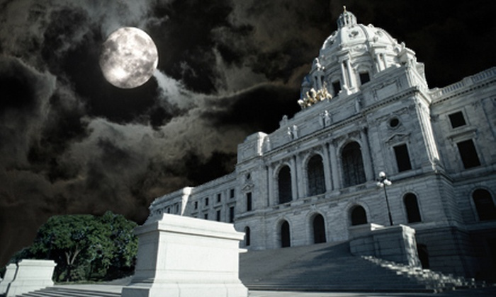 Lee's Limousine - West Seventh: $39 for BYOB Haunted History Tour of St. Paul from Lee's Limousine ($80 Value)