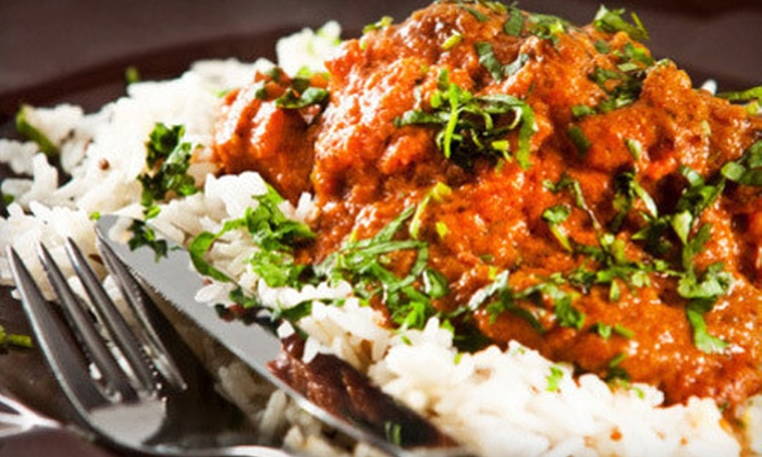 Taste of India - Southeast Pensacola: $15 for $30 Worth of Indian Fare at Taste of India