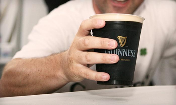 Irish American Heritage Festival - Mayfair: $20 for Irish American Heritage Festival Passes for Two with Drink Tickets at Irish American Heritage Center ($40 Value)