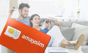amaysim 2-3 Months 1/5GB from $20