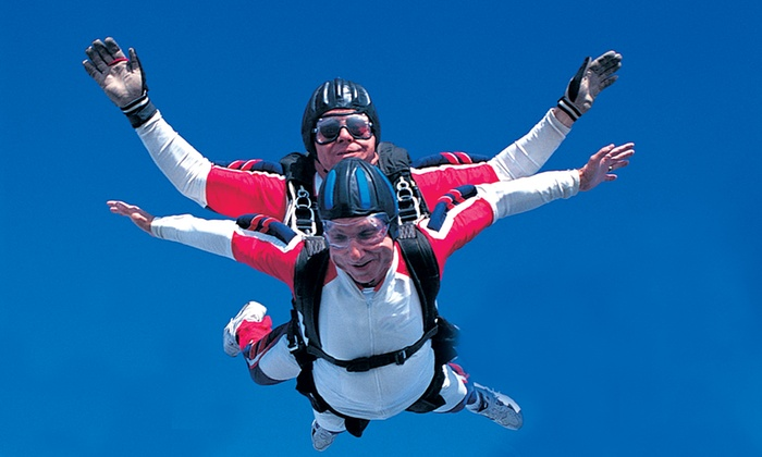 Skydiving Land - Plant City: $111 for One Tandem Skydive from Skydiving Land ($210 Value)