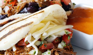 Guasaca: $5 for $10 Worth of Venezuelan Arepas, Bowls and Salads at Guasaca