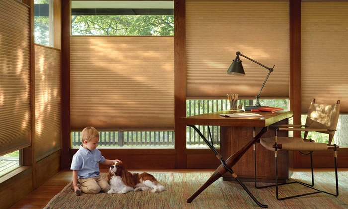 27 Diamonds - Orange County: $45 for $110 toward Hunter Douglas Window Treatments.