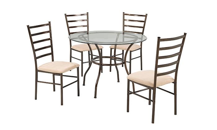 Brassex Camden Kitchen Chairs
