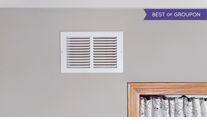 Puget Sound Pro Services: $35 for Vent Cleaning Package from Puget Sound Pro Services ($239 Value)