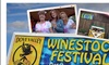 Dove Valley Wine - Dove Valley Winery: Up to 52% Off WINESTOCK FESTIVAL  at Dove Valley Wine