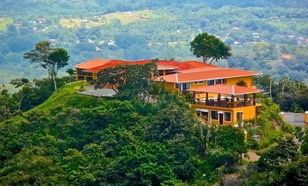 groupon daily deal - 5- or 7-NIght Stay for Two in a Villa at Barons Resort in Costa Rica