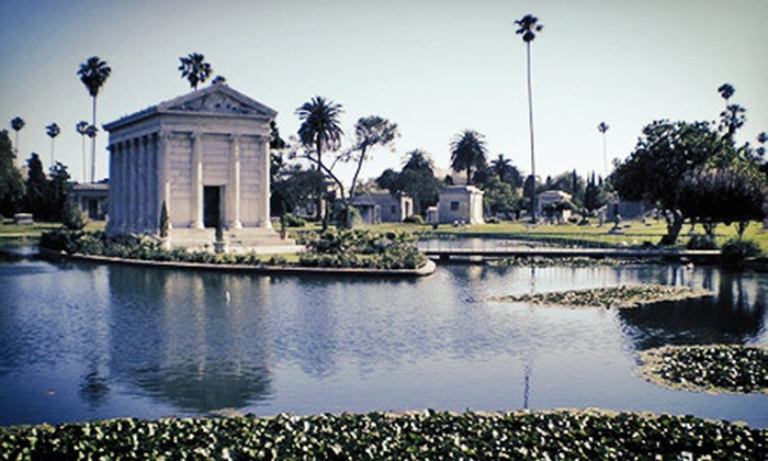 Hollywood Forever Cemetery Tour - Santa Monica: Two-Hour Tour for Two or Four from Hollywood Forever Cemetery Tour (Up to 52% Off)