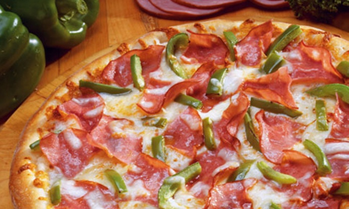Marco's Pizza - Chimney Lakes: $11 for $20 Worth of Pizza and Drinks at Marco's Pizza