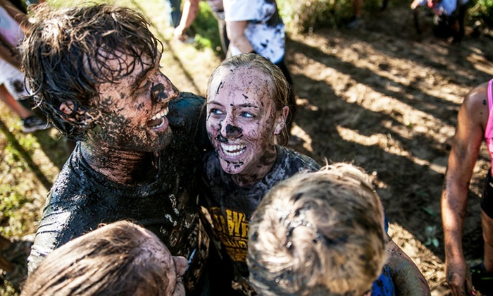 Eat Dirt Mud Run - Willow Creek Community Church: $55 to Enter the Eat Dirt Mud Run on Saturday, September 27 (Up to $80 Value)