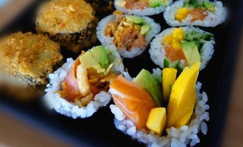 Sushi For Takeout