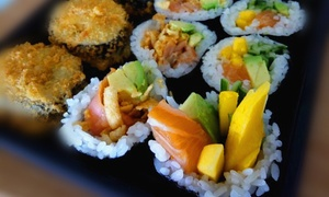 Sushi Vivi: C$29 for a Takeout Sushi Meal for Two with 33 Pieces at Sushi Vivi Restaurant (C$54.08 Value)