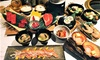 Japanese BBQ and Drink Buffet
