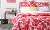 Kensie Kinsley Oversized Comforter Set (6-Piece): Kensie Kinsley Oversized and Overfilled Comforter Set (6-Piece)