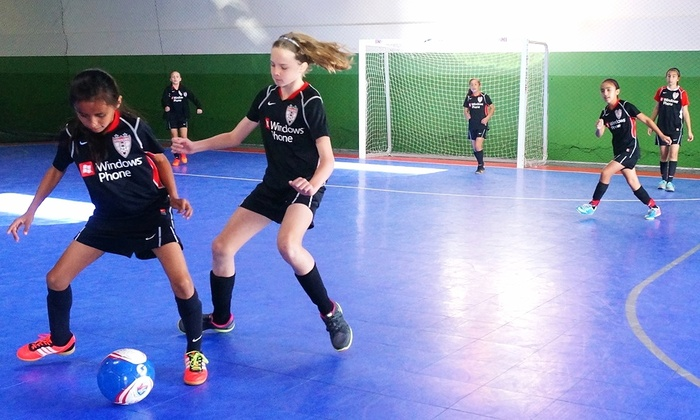 Outbreak Soccer Centers - Signal Hill: Four-Week Soccer-Training Clinic at Outbreak Soccer Centers (65% Off)