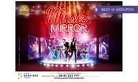 """1 place pour cocktail spectacle """"Music Mirror"""" les 28 avril et 12 mai 2017 à 21h, à 19 € au Casino Barrière Toulouse"""