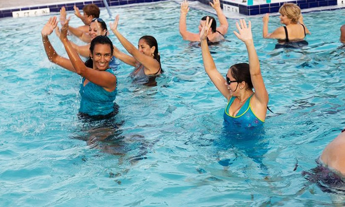 Fort Myers Zumba® - Fort Myers: 6 or 12 Aqua Zumba® Classes at Fort Myers Zumba® Fitness (50% Off)