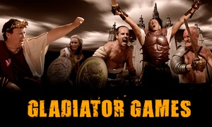 Museum of London: Gladiator Games: One Child (£8) or Adult (£10) Ticket at The Museum of London (Up to 33% Off)