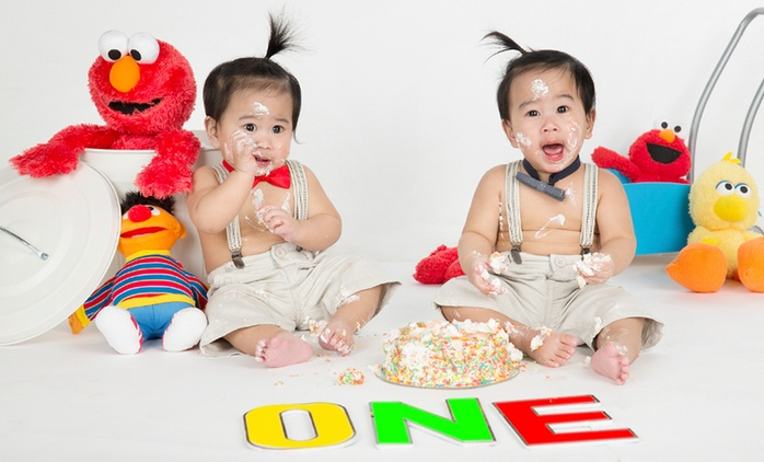 Choice of Photoshoot Package from Black and White Studio (Up to 67% Off)