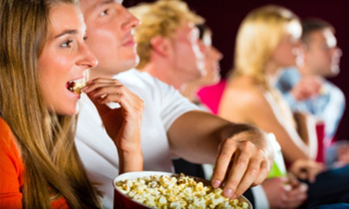 Movie Tavern - Houston: $6 for Movie and Large Popcorn for One at Movie Tavern (Up to $14.75 Value)