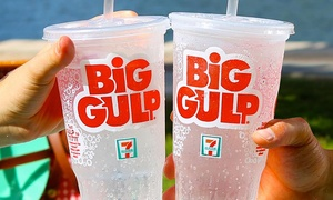 7-Eleven: 5, 10, or 20 Groupons, Each Good for a Coffee, Slurpee, or Double Gulp at 7-Eleven (50% Off)