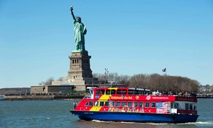 CitySights NY: Admission to Wax Attraction, Harbor Cruise, and Empire State Building from CitySights NY (Up to $67 Off)