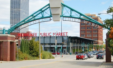 Walking Tour for Two or Four from Historic Milwaukee (Up to 55% Off)