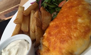 The Hambletonian: Lunch for Two or Four at The Hambletonian (Up to 53% Off)