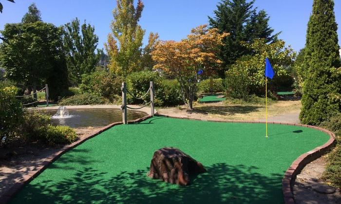 Interbay Golf Center - Interbay: $199for Putts & Pints Mini-Golf League Team Registration at Interbay Golf Center ($350Value)