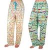 Underboss Hasbro Unisex Pajama Pants