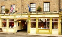 Windsor and Maidenhead: 1 or 2 Nights For 2 With Breakfast and Pimms; Option For Boat Ride at The Christopher Hotel