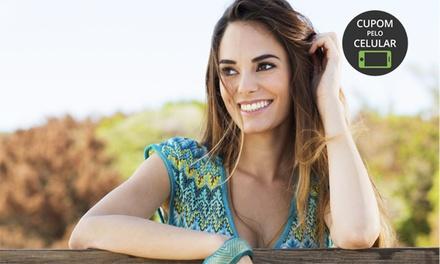 Tonnique Fashion Hair – Moema:botox capilar ou selagem (opção com hidratação, escova e corte)