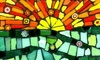 Mosaic Oasis Studio & Supply - Mosaic Oasis Studio & Supply: Mosaic Taster Class for One, two, or Four at Mosaic Oasis Studio & Supply (Up to 33% Off)