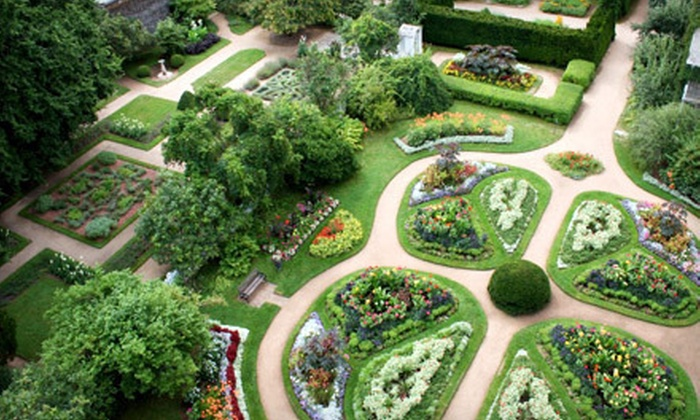 Annapolis Royal Historic Gardens - Annapolis Royal: Annapolis Royal Historic Gardens Visit for Two or for a Family (Up to 58% Off)