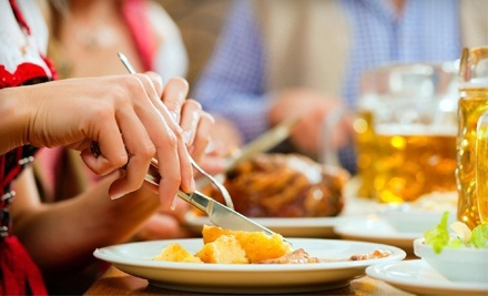 $15 for $30 Worth of Swiss Dinner Fare at Lugano Swiss Bistro