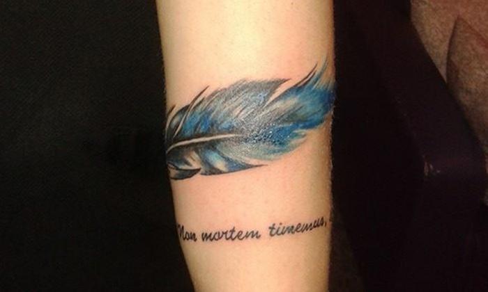 Tatuaż Kolorowy Lub Czarno Biały Cypis Studio Tatuażu