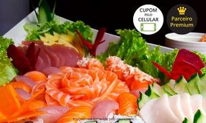Mitsuaki - Centro: Mitsuaki - São Bernardo do Campo (Centro): rodízio com sobremesa para 1 ou 2 no almoço ou jantar (2ª a domingo)