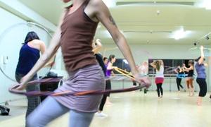 Tiia Dance: Five Hoop Dance Classes from Tiia Dance (44% Off)