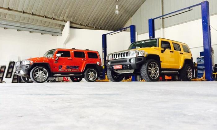 Major car service deals brisbane
