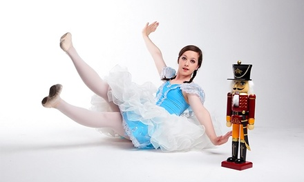 Anchorage Ballet's Christmas 2014 The Nutcracker for Two at Atwood Theatre on December 12 or 13 (Up to 50% Off)