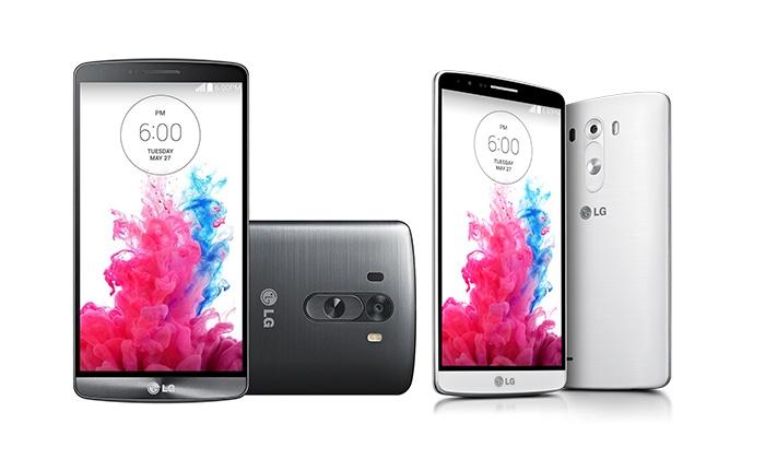 סמארטפון LG G3 עם מסך 5.5, מעבד 4 ליבות וזיכרון 16GB רק ב-1190 ₪