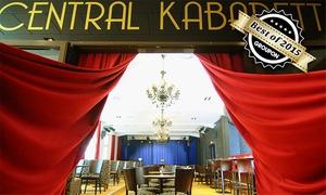 Leipziger Central Kabarett: 2 Tickets für alle hauseigenen Produktionen des Leipziger Central Kabaretts (bis zu 50% sparen)