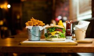 Sara' S Id: Burgers, Pâtes ou Salades au choix et dessert pour 2, 4 ou 6 personnes dès 19,99€ au restaurant Sara' S Id