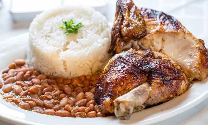 Riko Peruvian Cuisine Express - Riko Peruvian Cuisine - Express: Up to 40% Off Food and Drinks at Riko Peruvian Cuisine Express