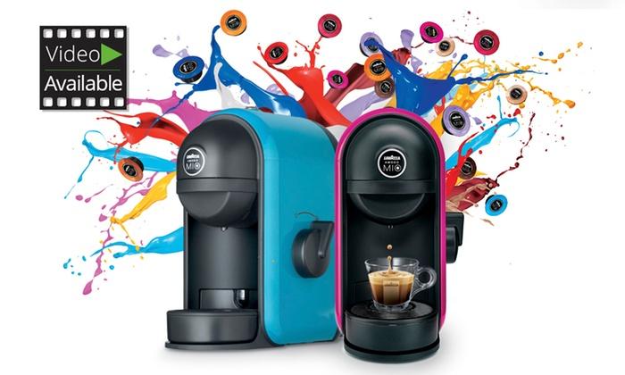 Lavazza Minu Coffee Maker   Groupon Goods 285d6ec1818f