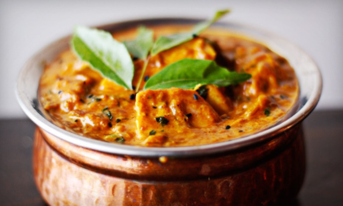 Vaades the Indian Restaurant - North Vancouver: $15 for $30 Worth of Indian Cuisine for Two at Vaades the Indian Restaurant