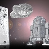 1 or 2 Pack Star Wars Molds for Cooking, Baking, or Play-Doh