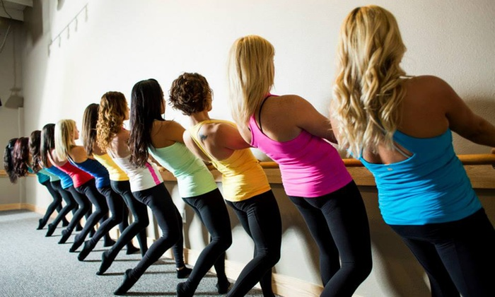 Pure Barre Manalapan - Manalapan: 5 or 10 Barre Classes at Pure Barre Manalapan (Up to 61% Off)