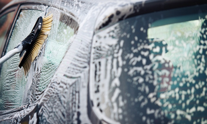 Jugni Carwash - Edmonton: $13 for $26 Worth of Car-Wash Coins at Jugni Carwash