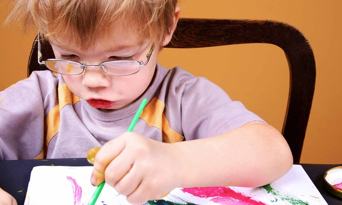 Art Magic - Netcong: Kids' Art Course with Seven 1- or 1.5-Hour Classes at Art Magic (Up to 54% Off)